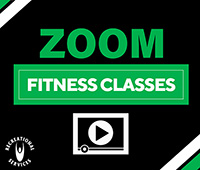 Zoom Group Fitness Classes