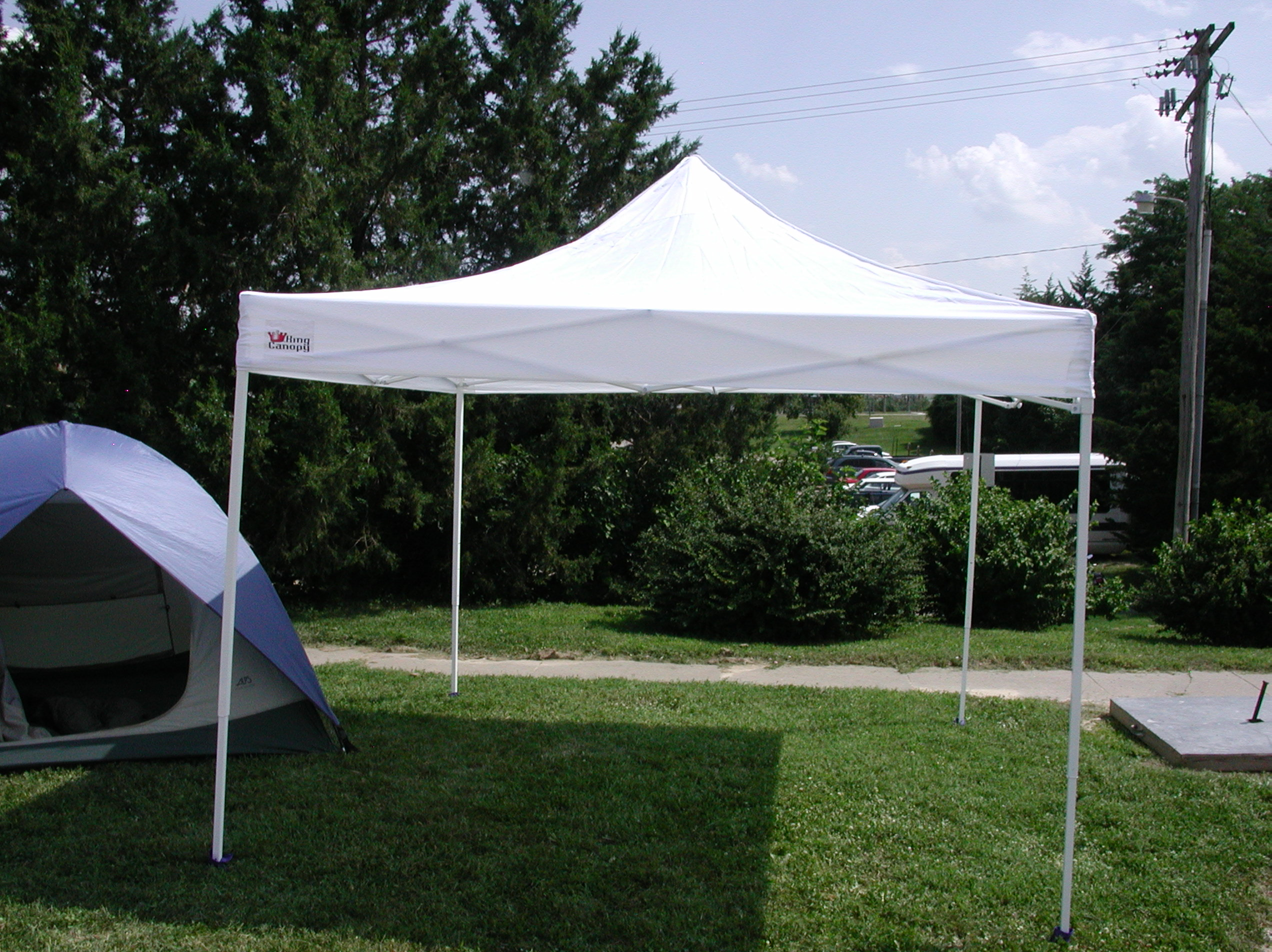 Texsport 2903 Dining Foldable, Portable Outdoor Canopy | eBay